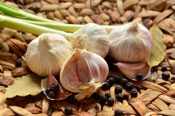 Fresh Chinese Garlic
